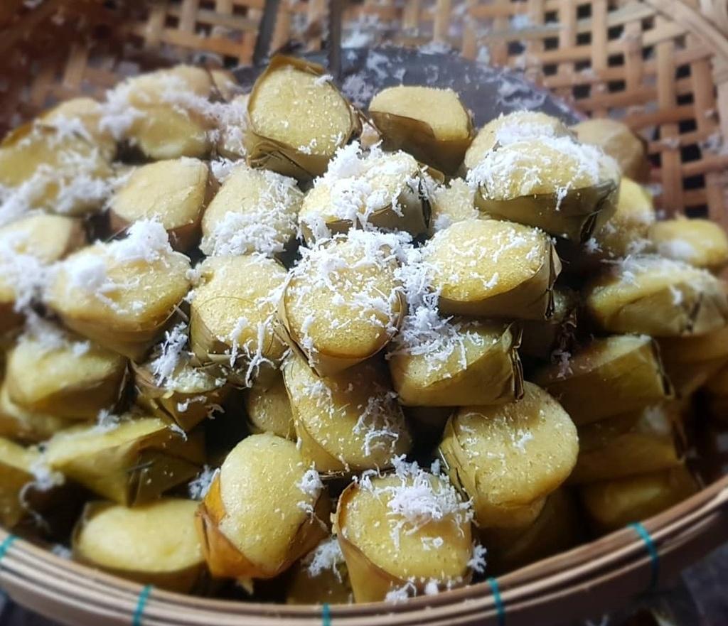 Bánh lá thốt nốt