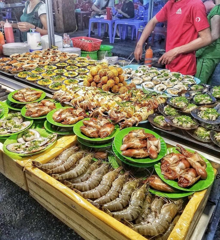 Cho dem Phu Quoc quyen ru moi tin do am thuc dip nghi le hinh anh 5 Chợ đêm Phú Quốc quyến rũ mọi tín đồ ẩm thực dịp nghỉ lễ - giangvy2809 - Chợ đêm Phú Quốc quyến rũ mọi tín đồ ẩm thực dịp nghỉ lễ