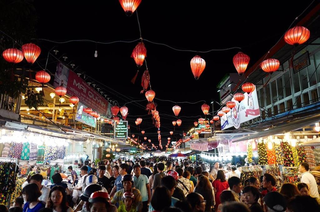 Cho dem Phu Quoc quyen ru moi tin do am thuc dip nghi le hinh anh 3 Chợ đêm Phú Quốc quyến rũ mọi tín đồ ẩm thực dịp nghỉ lễ - santsenadisai - Chợ đêm Phú Quốc quyến rũ mọi tín đồ ẩm thực dịp nghỉ lễ