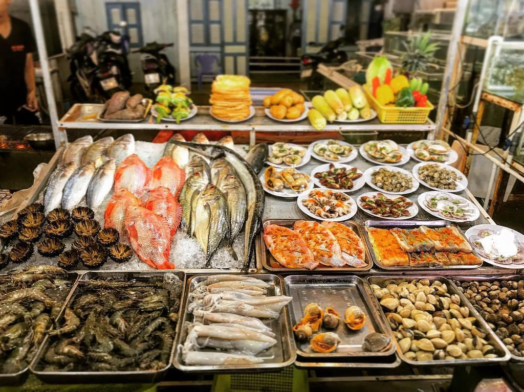 Cho dem Phu Quoc quyen ru moi tin do am thuc dip nghi le hinh anh 7 Chợ đêm Phú Quốc quyến rũ mọi tín đồ ẩm thực dịp nghỉ lễ - talesofonetraveller - Chợ đêm Phú Quốc quyến rũ mọi tín đồ ẩm thực dịp nghỉ lễ