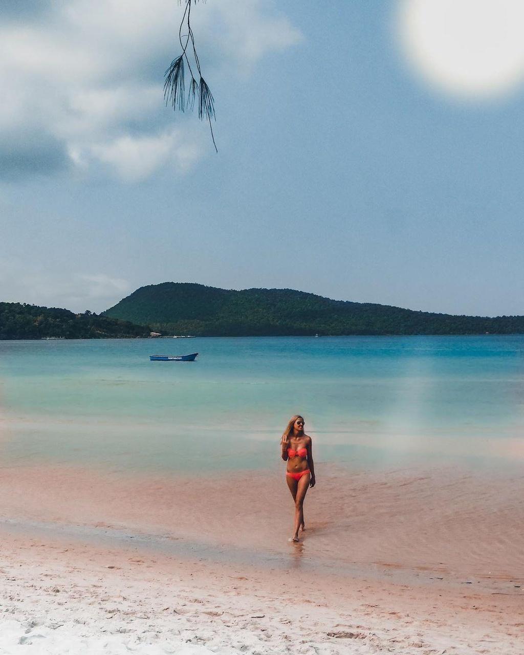 Toi Campuchia, lac loi giua thien duong bien dep ngo Maldives hinh anh 15