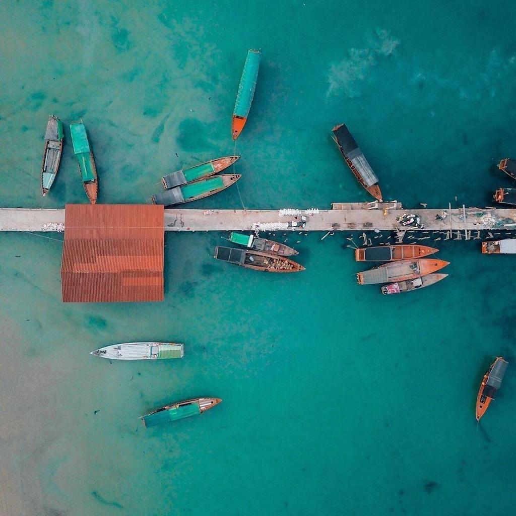 Toi Campuchia, lac loi giua thien duong bien dep ngo Maldives hinh anh 2