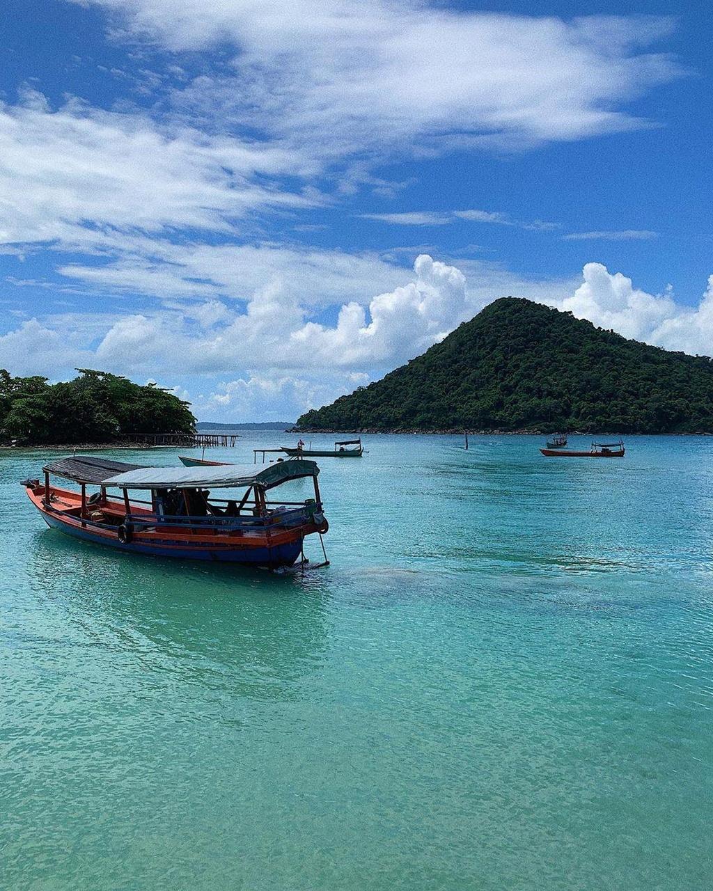 Toi Campuchia, lac loi giua thien duong bien dep ngo Maldives hinh anh 1