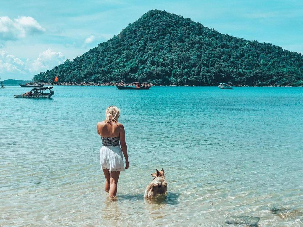 Toi Campuchia, lac loi giua thien duong bien dep ngo Maldives hinh anh 12