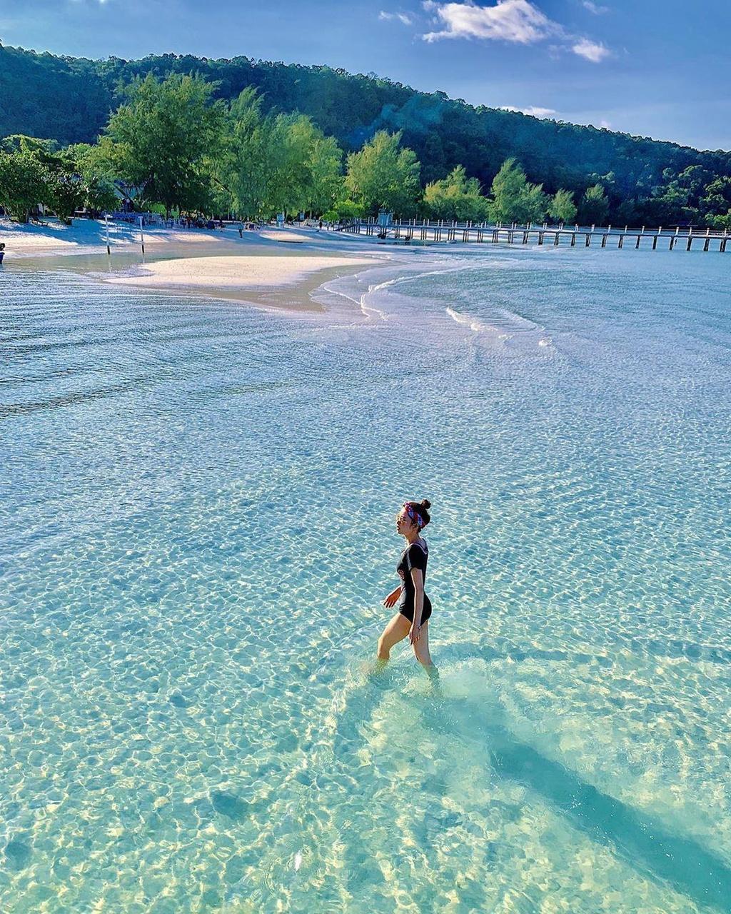 Toi Campuchia, lac loi giua thien duong bien dep ngo Maldives hinh anh 16