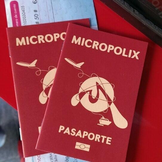 Tay Ban Nha,  Madrid,  Micropolix anh 9