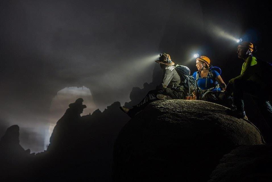 Thám hiểm Sơn Đoòng vào top các cuộc phiêu lưu vĩ đại thế giới - Ảnh 5