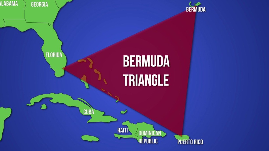 Tam giac quy Bermuda va nhung vu mat tich suot nhieu the ky hinh anh 1