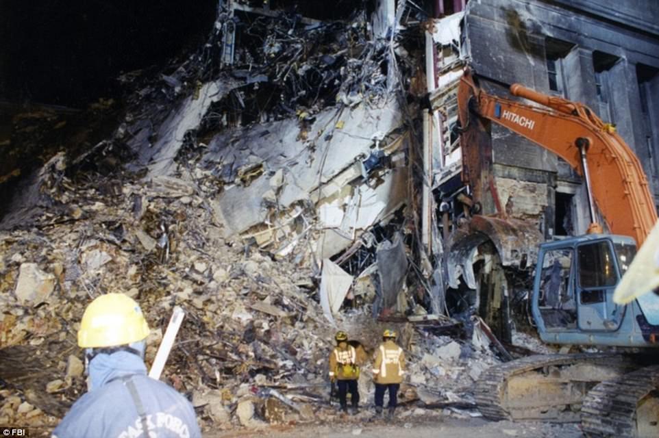 Anh hiem ve Lau Nam Goc sau tham kich 11/9/2001 hinh anh 6