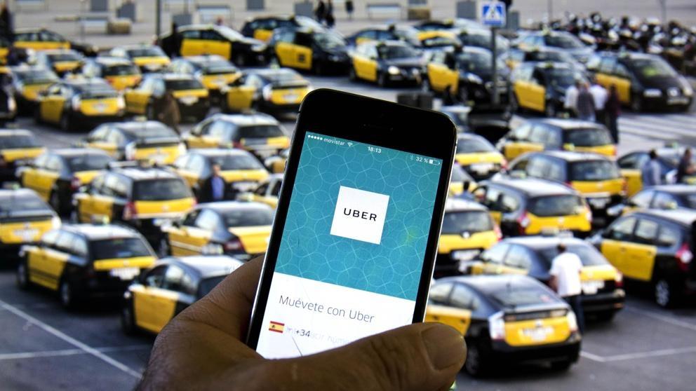Vi sao nhieu nuoc phat trien xem Grab, Uber la hang van tai? hinh anh 1