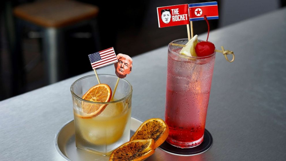 Cac chieu 'an theo' Hoi nghi Trump - Kim tai Singapore hinh anh 5