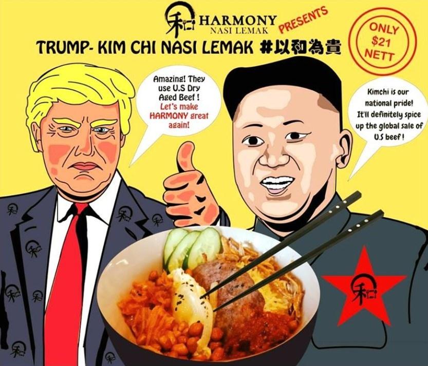 Cac chieu 'an theo' Hoi nghi Trump - Kim tai Singapore hinh anh 4