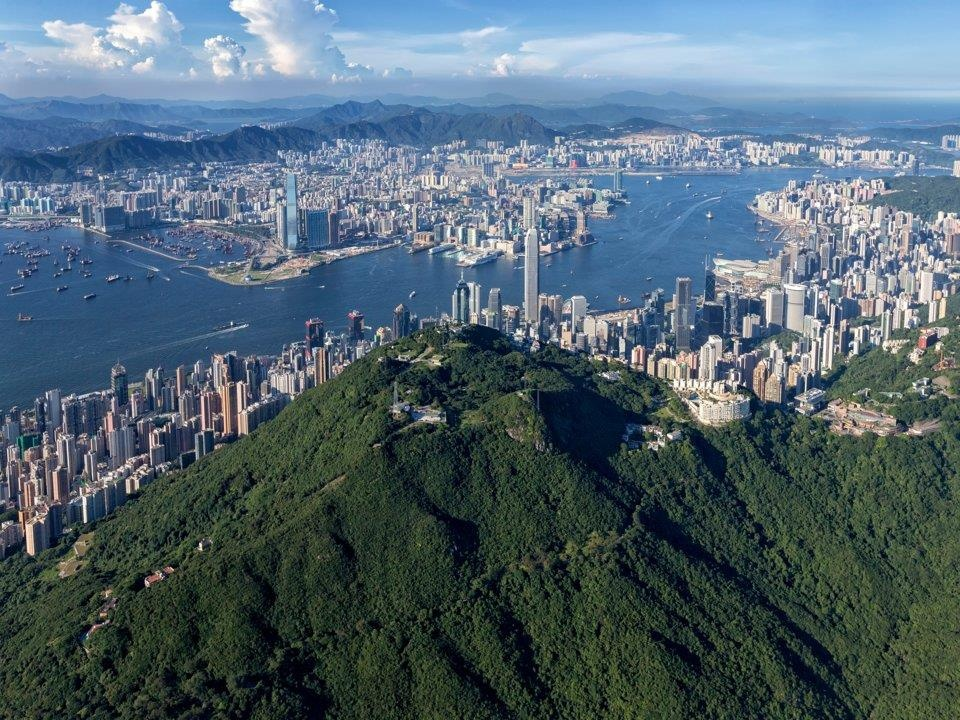 Noi o cua gioi sieu giau o Hong Kong anh 7