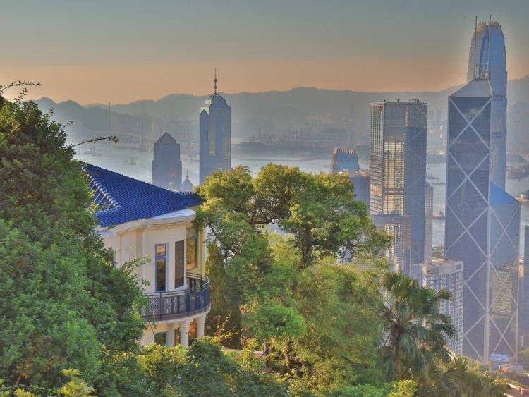 Noi o cua gioi sieu giau o Hong Kong anh 8
