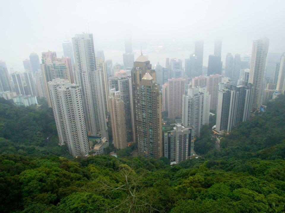 Noi o cua gioi sieu giau o Hong Kong anh 9