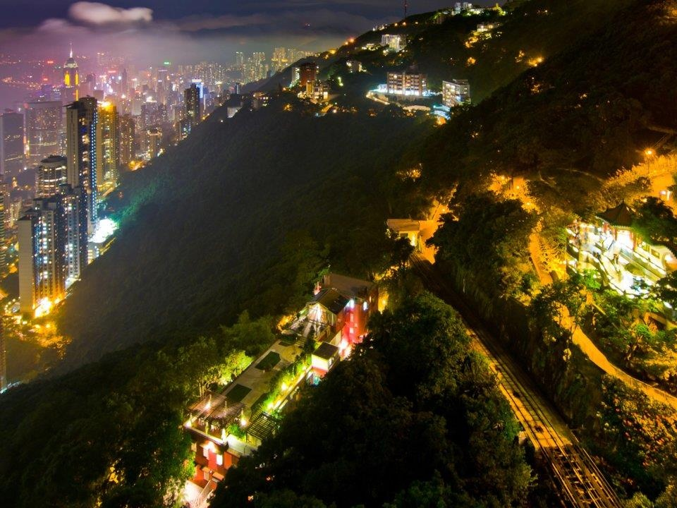 Noi o cua gioi sieu giau o Hong Kong anh 14
