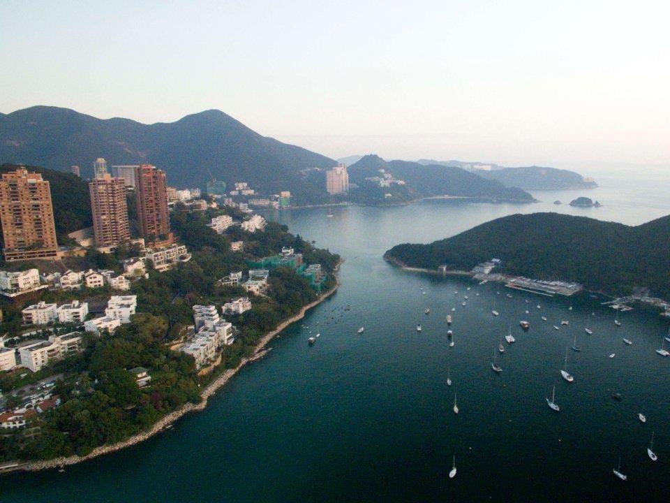 Noi o cua gioi sieu giau o Hong Kong anh 16