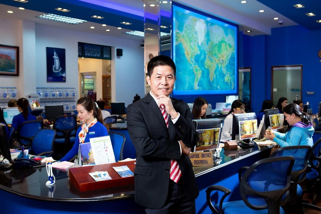 CEO Vietravel Nguyen Quoc Ky anh 1