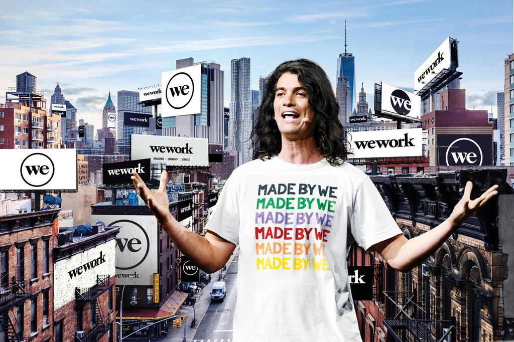 Vi sao startup dinh dam Uber va WeWork dot hang chuc ty USD? hinh anh 1