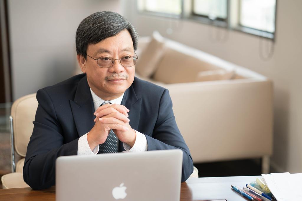 Ty phu Nguyen Dang Quang lan dau noi ve thuong vu Vinmart hinh anh 2 DSC06488.jpg