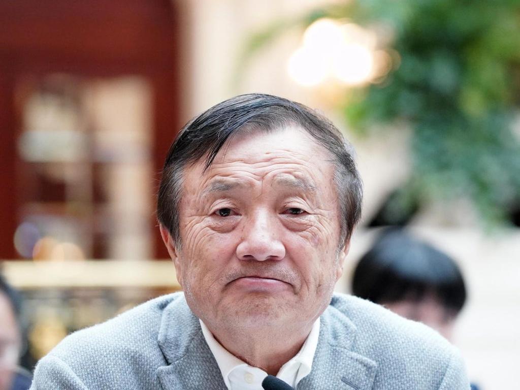 CEO Huawei Nhậm Chính Phi đối mặt với lựa chọn khó khăn. Ảnh: Getty Images.
