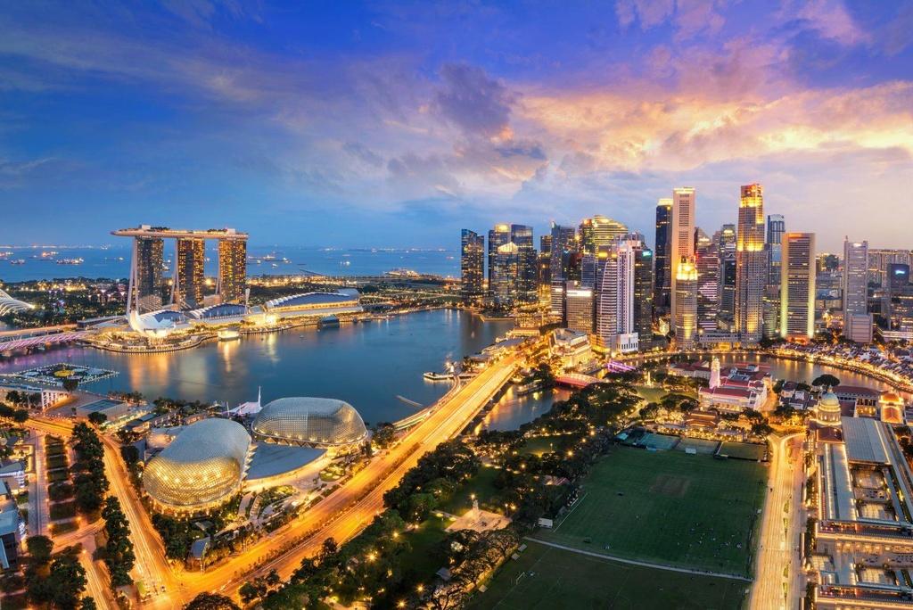 Thi truong nha dat Singapore day rui ro, nguy hiem hinh anh 1