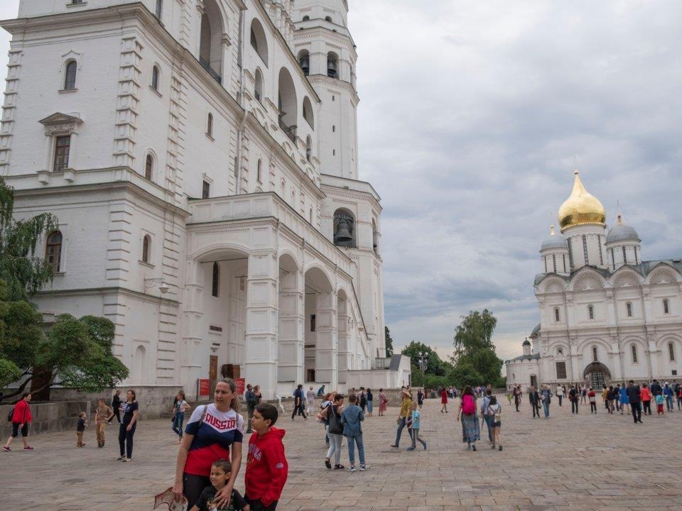 Dien Kremlin cua Tong thong Nga Vladimir Putin co gi? hinh anh 10
