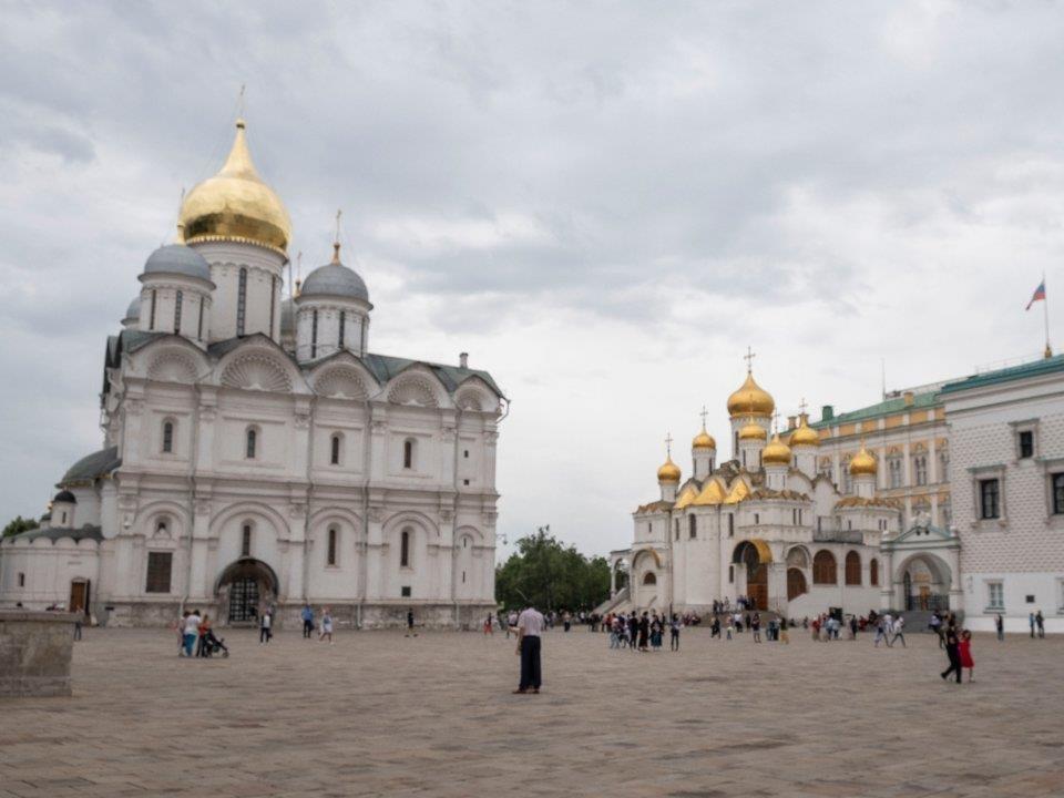 Dien Kremlin cua Tong thong Nga Vladimir Putin co gi? hinh anh 13