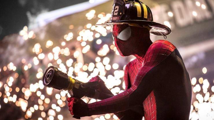 Spider Man anh 2