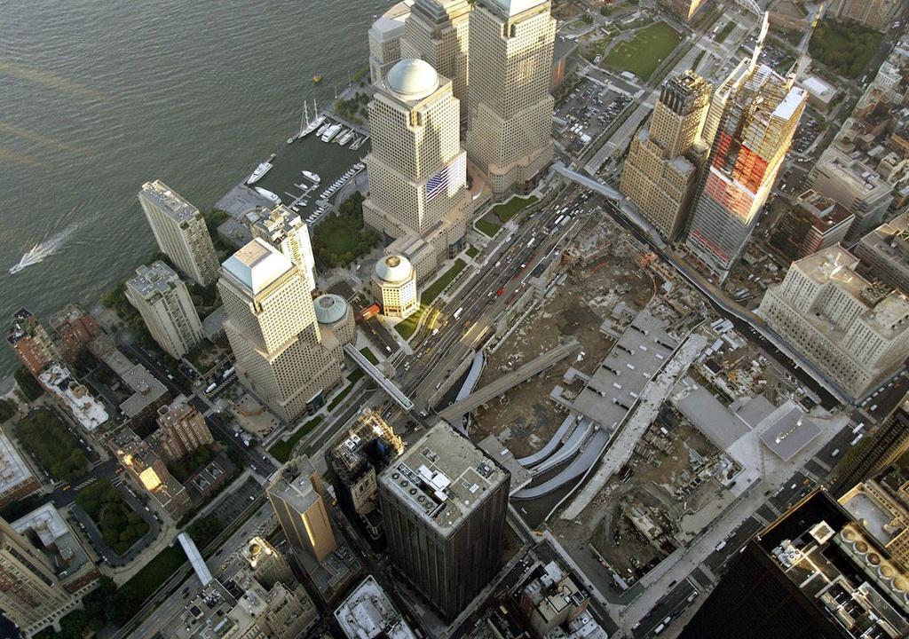 Trung tam New York hoi sinh ra sao sau tham hoa 11/9? hinh anh 4