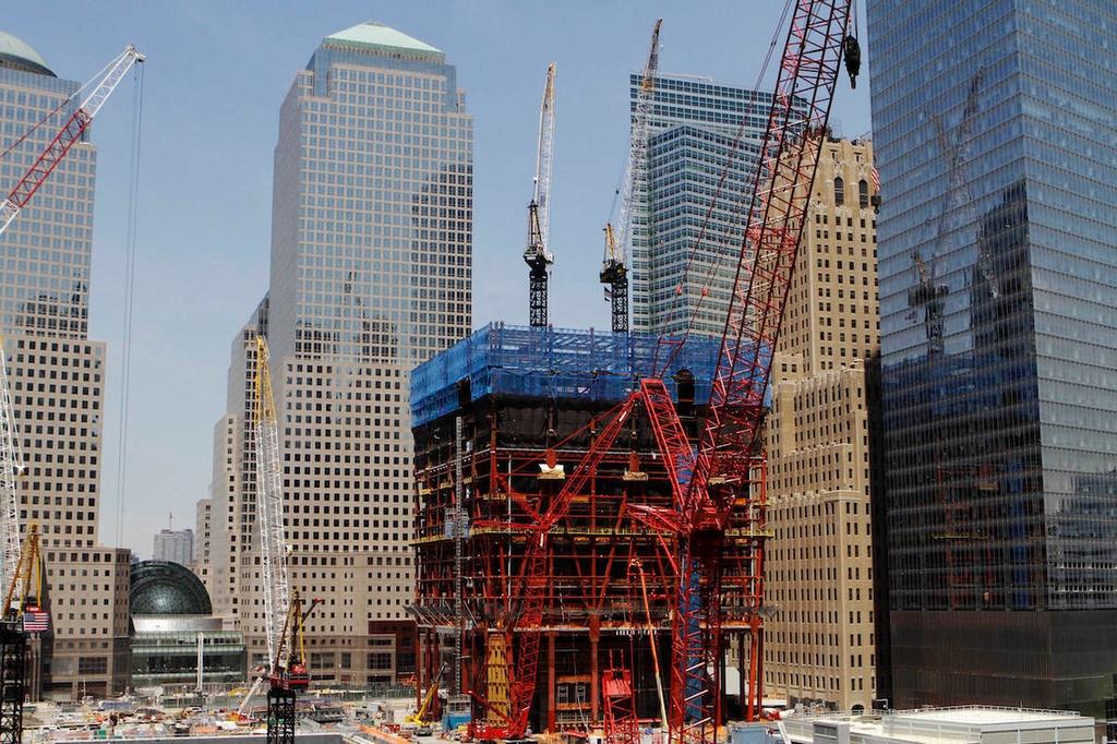Trung tam New York hoi sinh ra sao sau tham hoa 11/9? hinh anh 9
