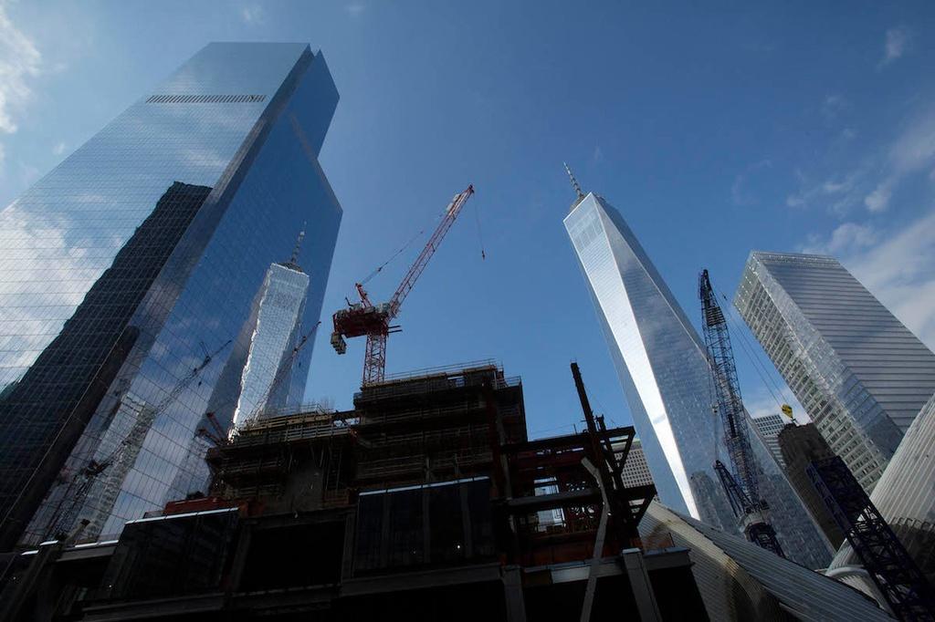 Trung tam New York hoi sinh ra sao sau tham hoa 11/9? hinh anh 13