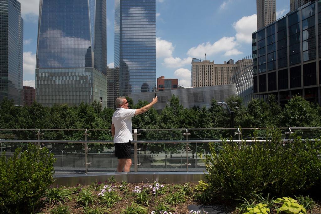 Trung tam New York hoi sinh ra sao sau tham hoa 11/9? hinh anh 16