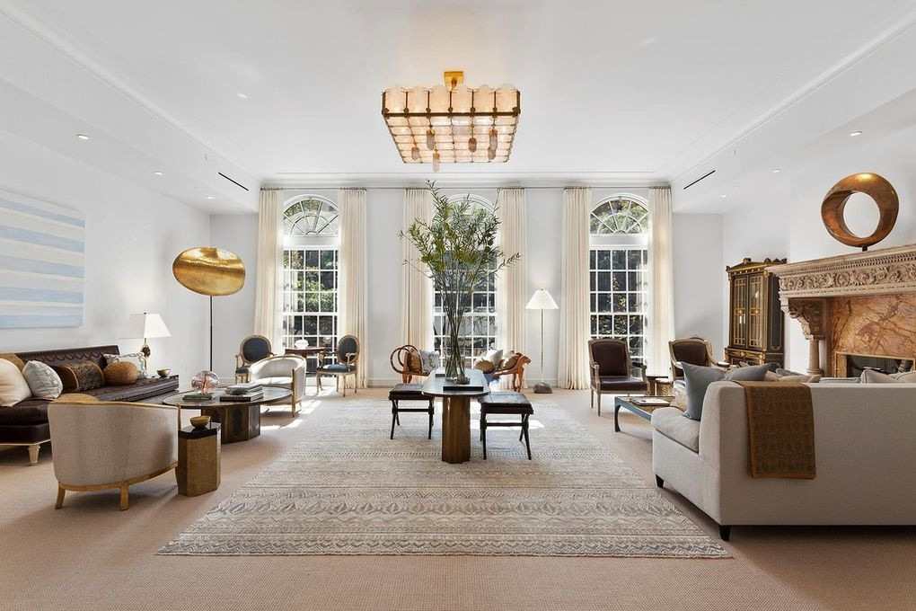 Ngoi nha pho 41 trieu USD tai New York cua ty phu Nga hinh anh 3 billionaire_alexei_kuzmichev_lists_tasteful_manhattan_townhouse_for_41m1.jpg
