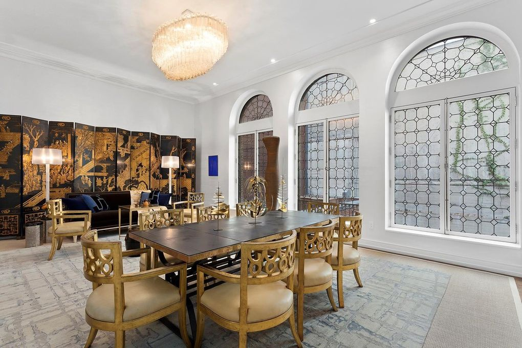 Ngoi nha pho 41 trieu USD tai New York cua ty phu Nga hinh anh 5 billionaire_alexei_kuzmichev_lists_tasteful_manhattan_townhouse_for_41m3.jpg