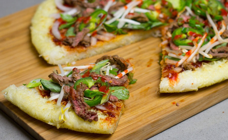 Pizza pho, pizza bun dau va 7 mon ky quai nhat the gioi hinh anh 2