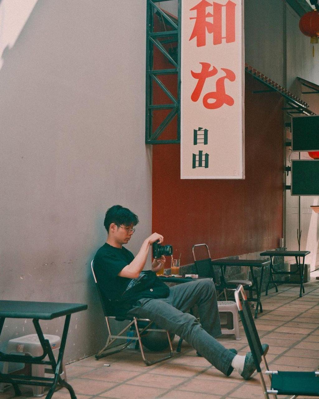 Lạc vào Nhật Bản tại con hẻm nhỏ giữa lòng Sài Gòn