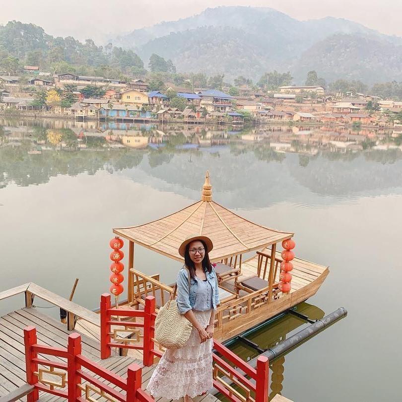 'Phuong Hoang co tran' dep ngo ngang giua long Thai Lan hinh anh 17  'Phượng Hoàng cổ trấn' đẹp ngỡ ngàng giữa lòng Thái Lan