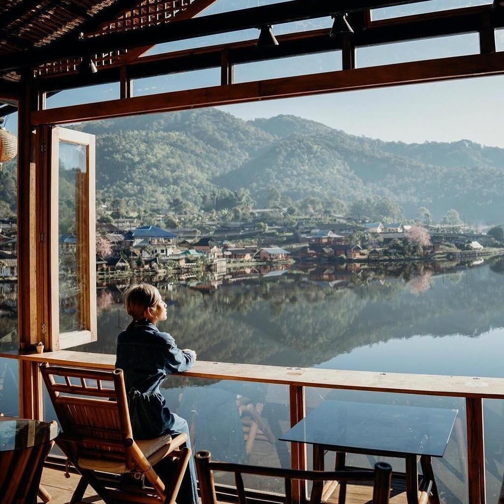 'Phuong Hoang co tran' dep ngo ngang giua long Thai Lan hinh anh 10  'Phượng Hoàng cổ trấn' đẹp ngỡ ngàng giữa lòng Thái Lan