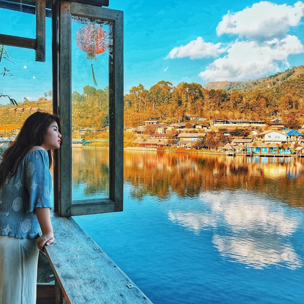 'Phuong Hoang co tran' dep ngo ngang giua long Thai Lan hinh anh 14  'Phượng Hoàng cổ trấn' đẹp ngỡ ngàng giữa lòng Thái Lan