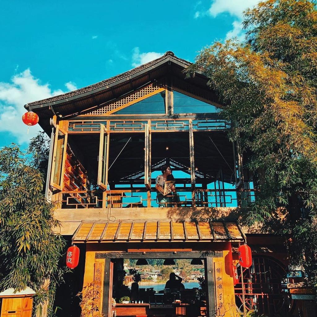 'Phuong Hoang co tran' dep ngo ngang giua long Thai Lan hinh anh 8  'Phượng Hoàng cổ trấn' đẹp ngỡ ngàng giữa lòng Thái Lan