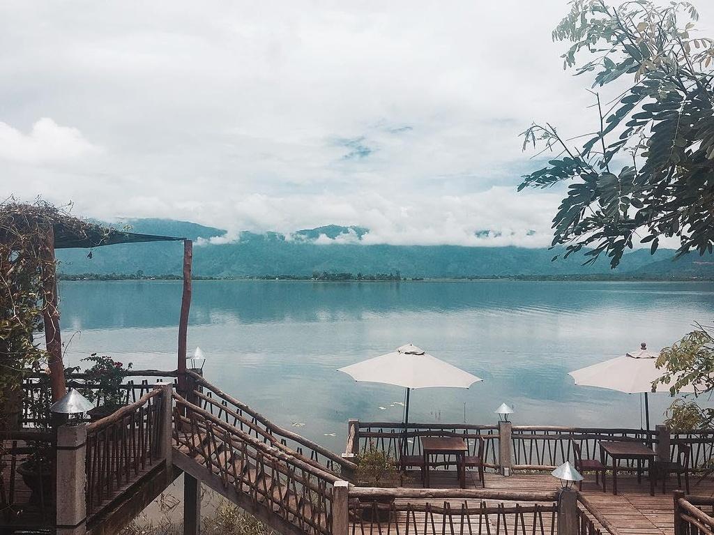 Cam trai kieu 'chanh sa' tai resort giua long rung nui Tay Nguyen hinh anh 11