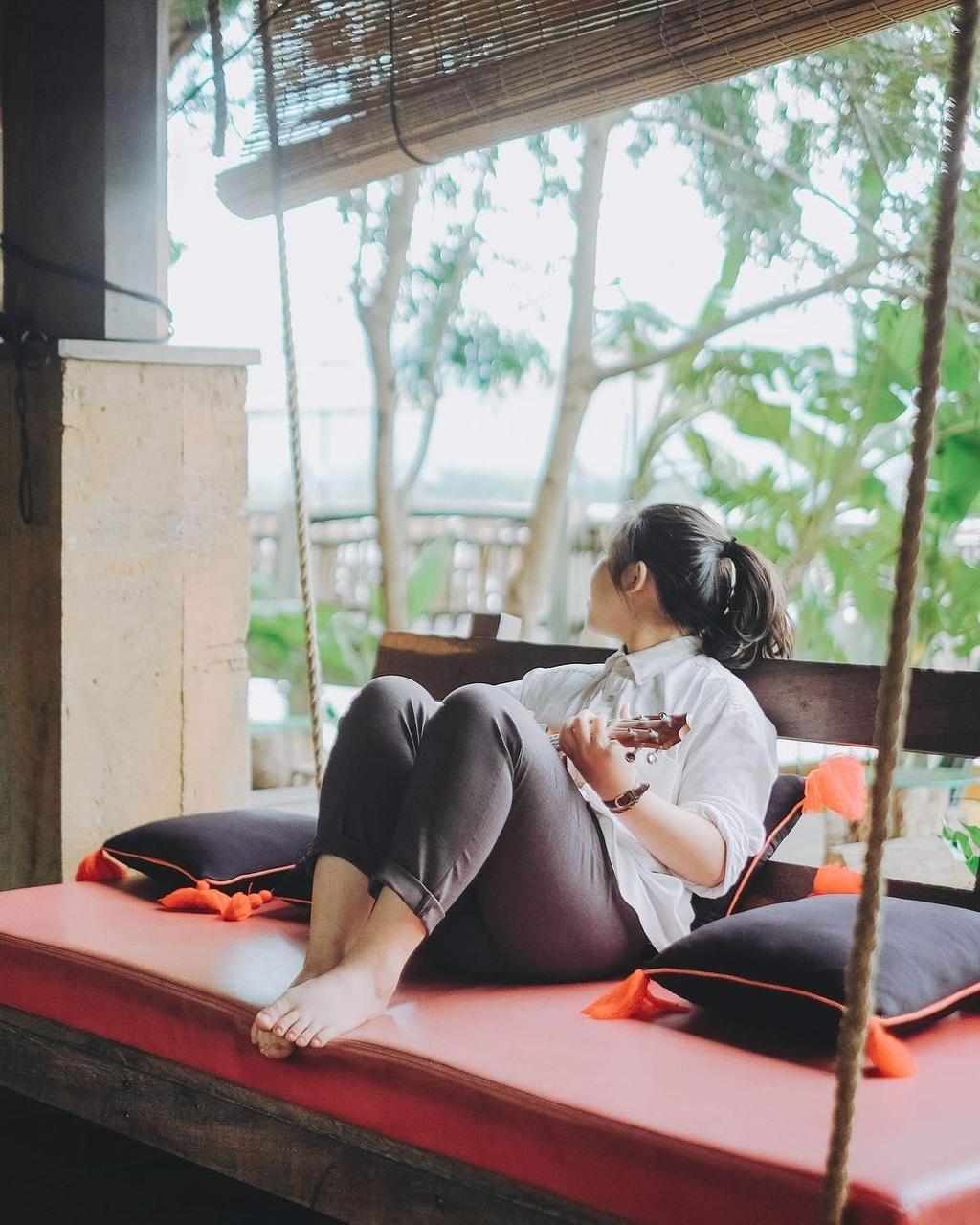 Cam trai kieu 'chanh sa' tai resort giua long rung nui Tay Nguyen hinh anh 19