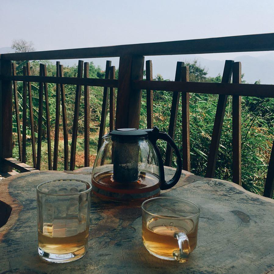 Cam trai kieu 'chanh sa' tai resort giua long rung nui Tay Nguyen hinh anh 15