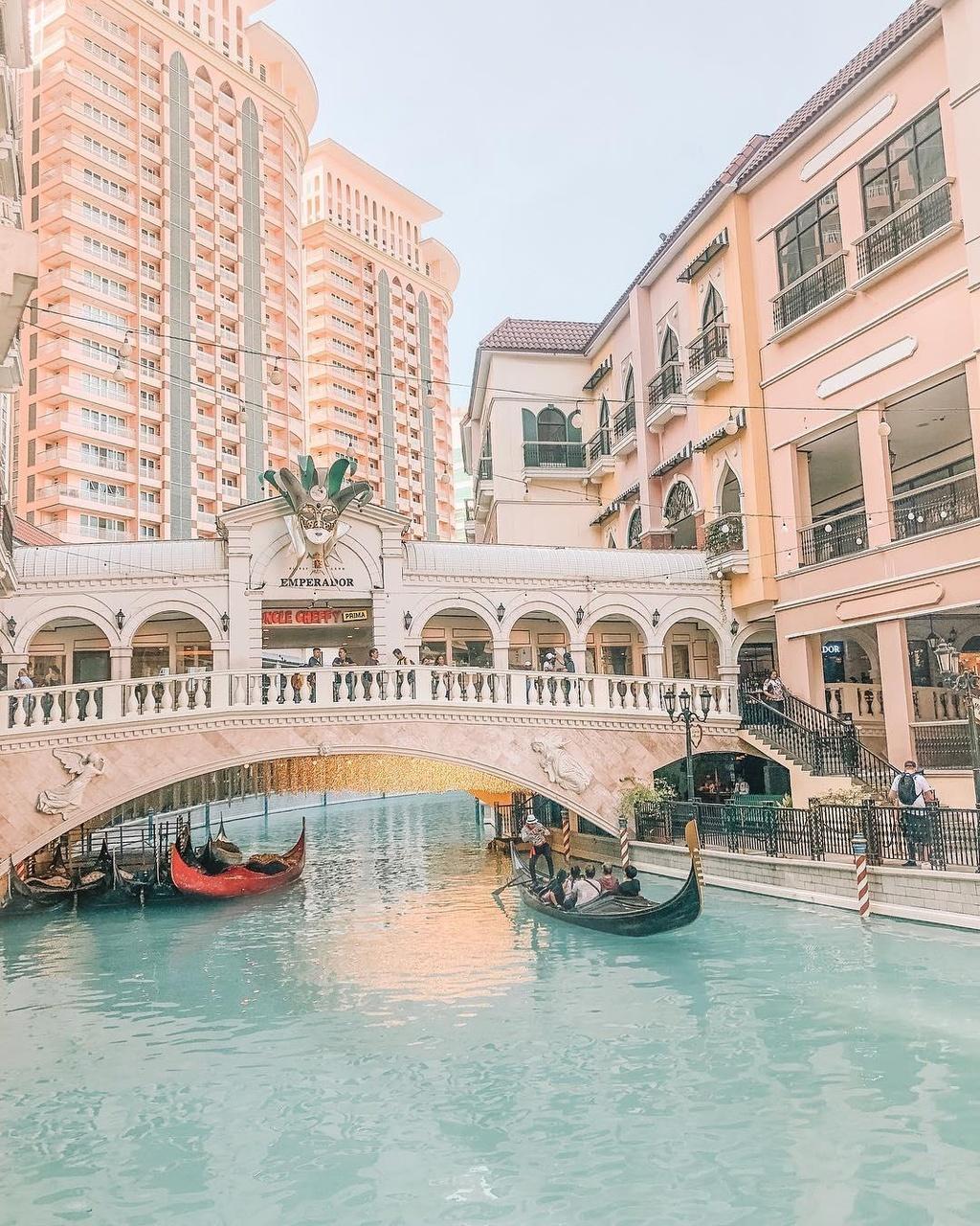 Venice tho mong, sang chanh bac nhat giua long Philippines hinh anh 1
