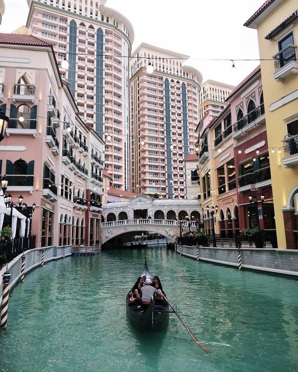 Venice tho mong, sang chanh bac nhat giua long Philippines hinh anh 14