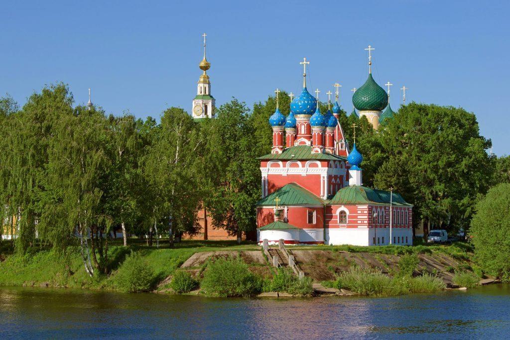 Canh lang que Nga dep nhu tranh ve ben dong Volga - Baltic hinh anh 6