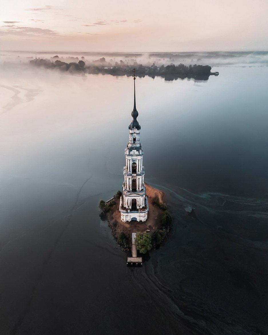 Cảnh làng quê Nga đẹp như tranh vẽ bên dòng Volga - Baltic - Ảnh 4