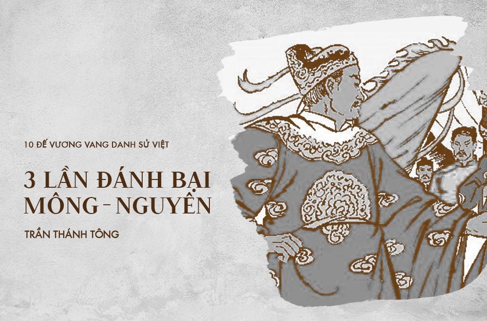 Top 10 bậc đế vương đánh trận giỏi nhất trong Sử Việt