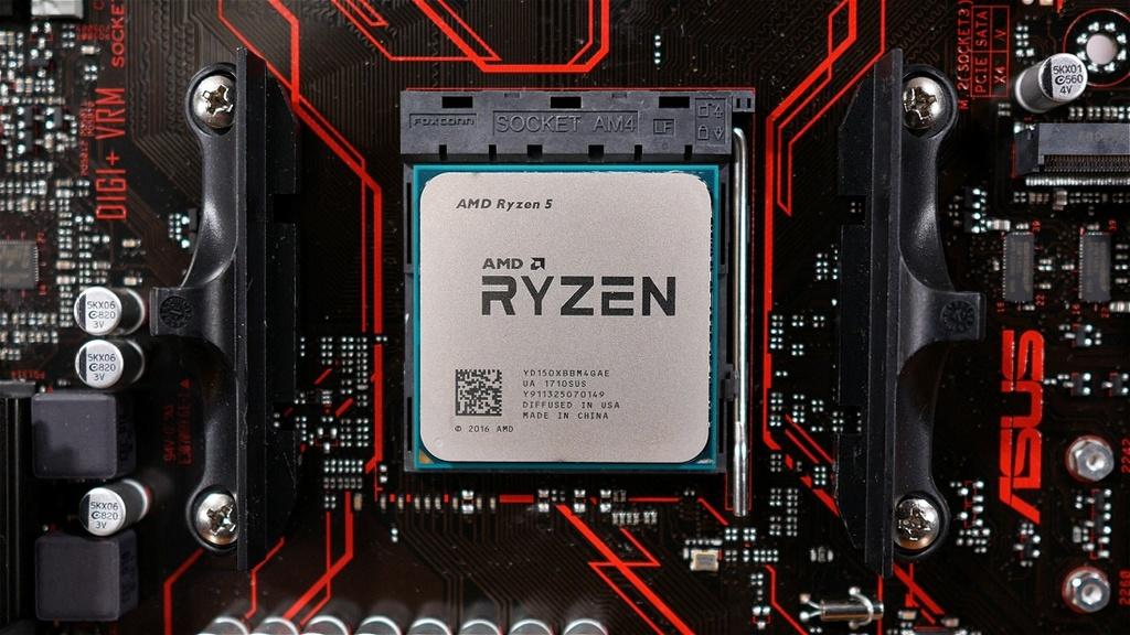Lap may AMD Ryzen tam 30 trieu de choi game 'hang nang' hinh anh 1
